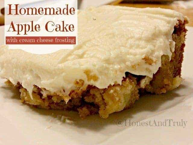 homemade apple cake honest and truly rh honestandtruly com