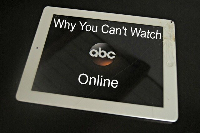 Why You Can't Watch ABC Online - Honest And Truly!