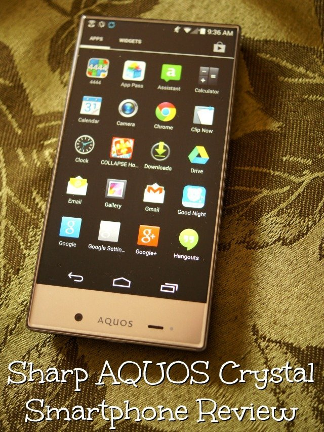 Sharp AQUOS Crystal Review - Honest And Truly!