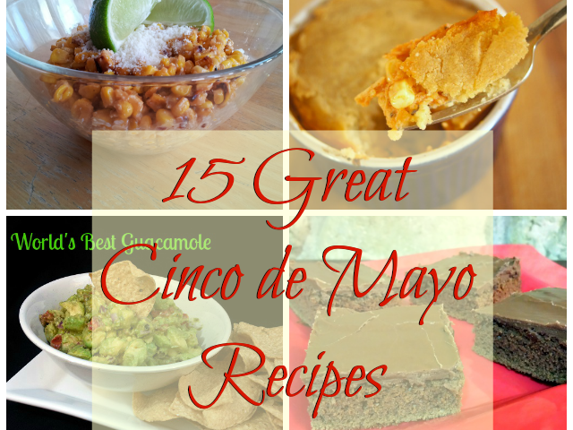 Cinco de mayo recipes 15 favorites honest and truly cinco de mayo recipes 15 favorites forumfinder Images