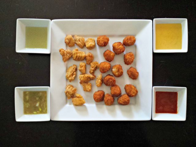 Fantastic Four Dipping Sauces