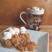 Pie for breakfast