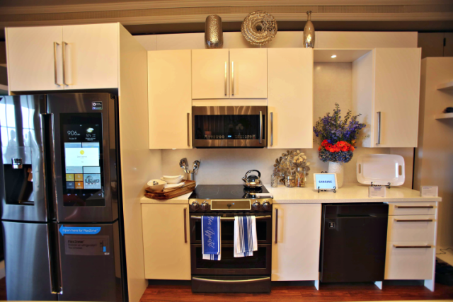 Why You Want A Smart Kitchen Samsung Appliances Make Life Easier