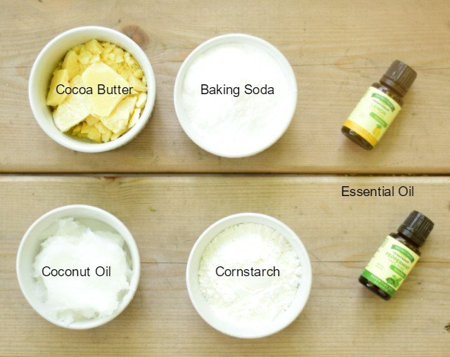 Easy All Natural Deodorant You Can Make At Home - Honest And