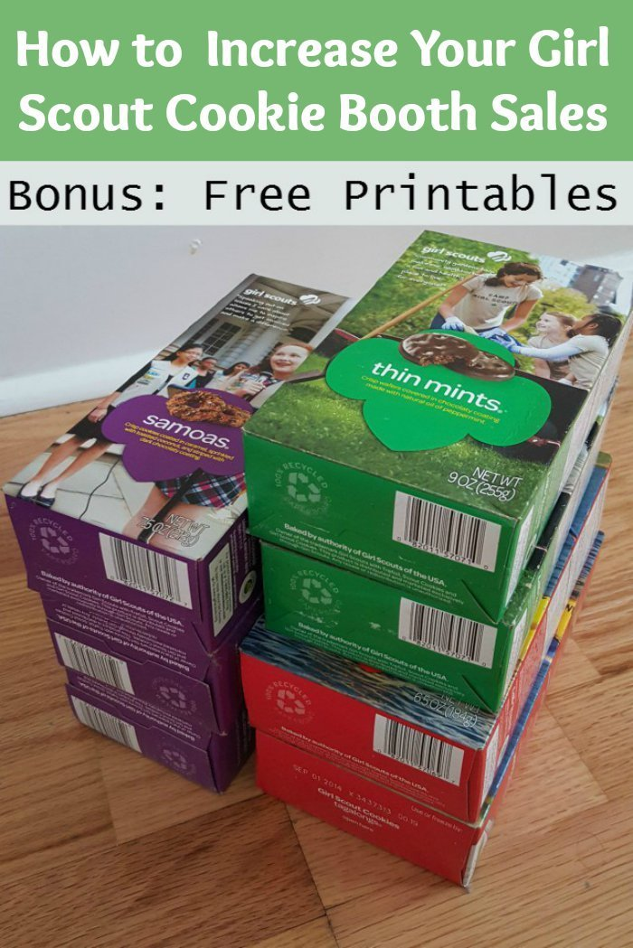 Updated For 2020 9 Tips To Increase Girl Scout Cookie -4279