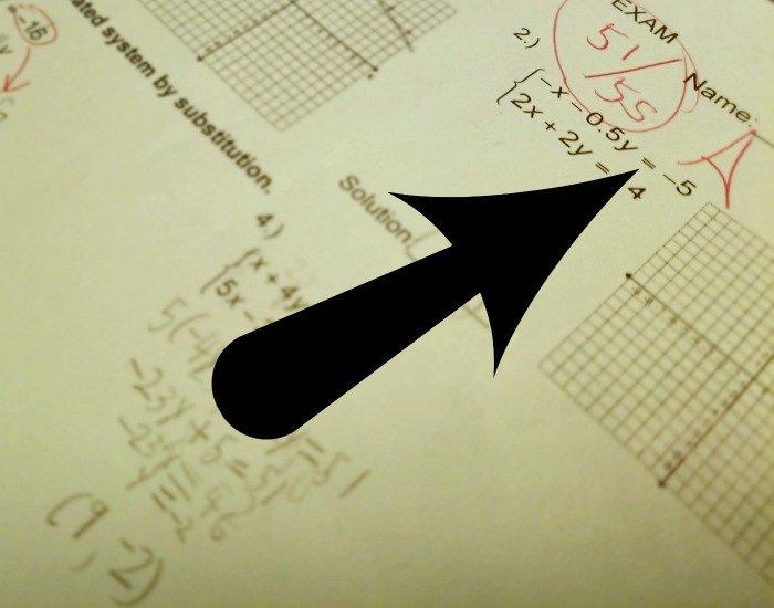 Improved grades one of Mathnasium benefits