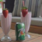 New summer milkshake recipe