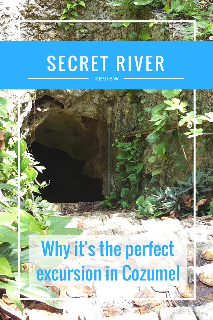 Secret River excursion review - the perfect Playa del Carmen day trip or Cozumel cruise excursion