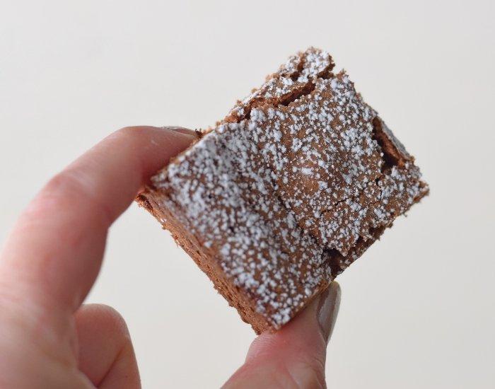 Simple classic brownies recipe