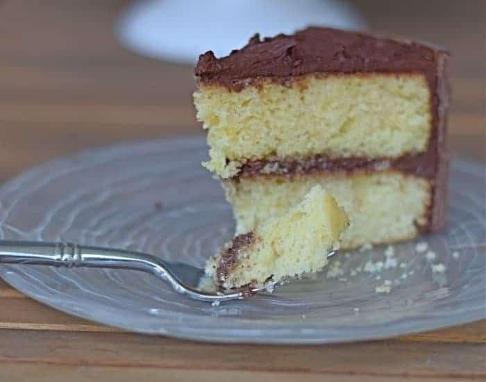 Take a bite of homemade Kit Kat cake