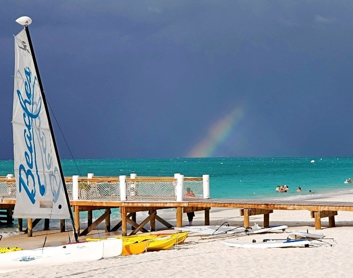 Beaches resorts beach sports
