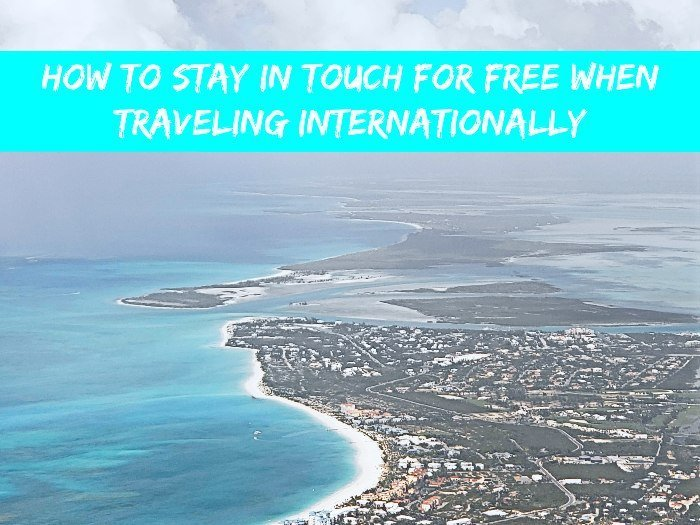 best way to communicate internationally for free 2018