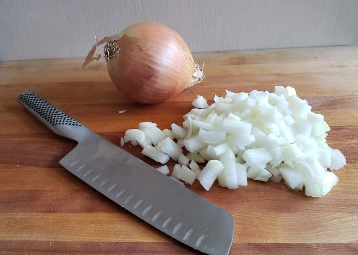 How To Dice An Onion Honest And Truly