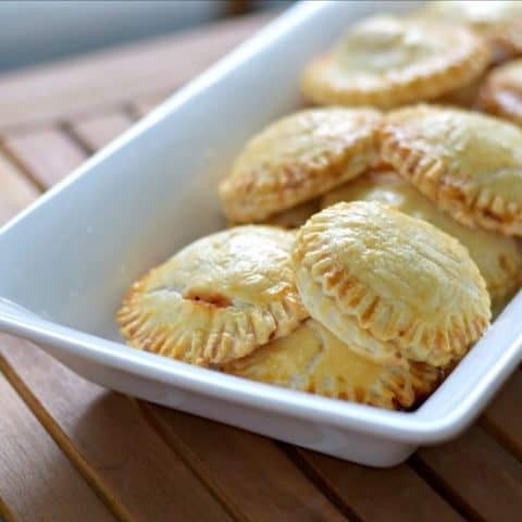 Weeknight Chicken Empanadas