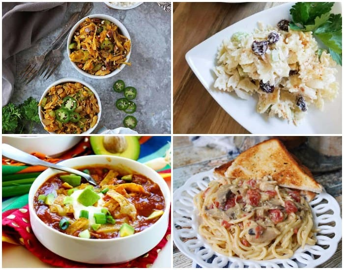 20+ Delicious canned chicken recipes