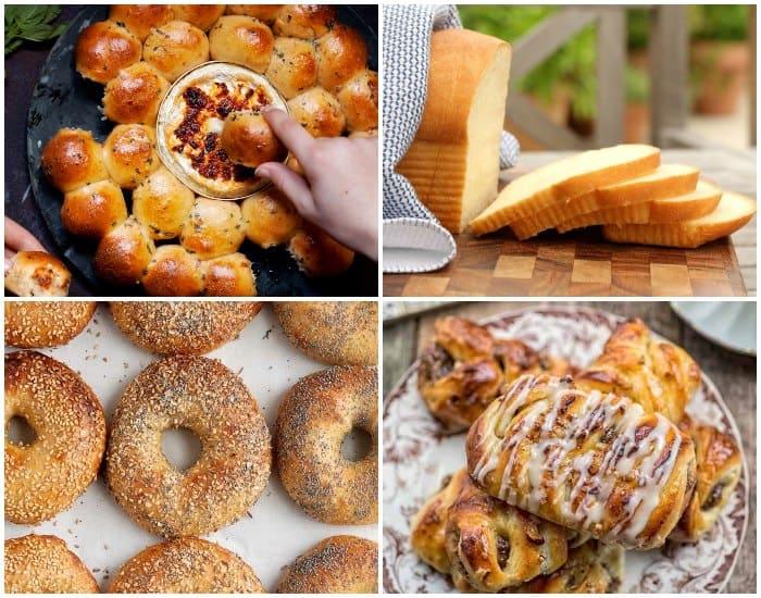 100 best yeast recipes