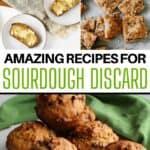 more sourdough starter recipe examples